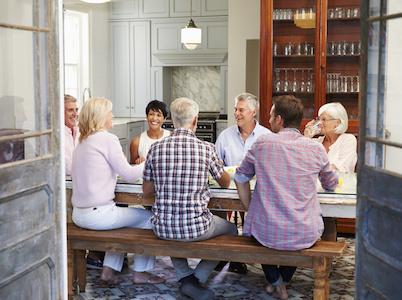 Silberhorizont - Treff für aktive Best Ager
